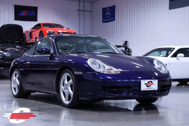 2001 Porsche 911 Carrera 2dr Coupe - North Syracuse NY