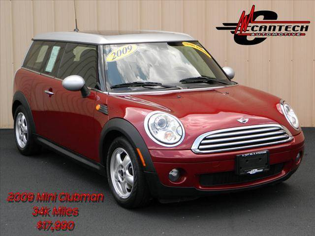 2009 Mini Cooper Clubman In North Syracuse Ny Cantech Automotive