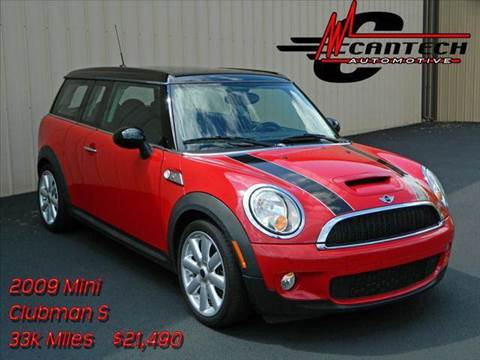 2009 MINI Cooper Clubman for sale at Cantech Automotive in North Syracuse NY