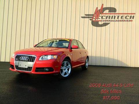2008 Audi A4 for sale at Cantech Automotive in North Syracuse NY