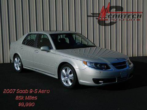 2007 Saab 9-5 for sale at Cantech Automotive in North Syracuse NY