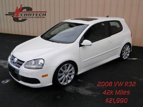 2008 Volkswagen R32 for sale at Cantech Automotive in North Syracuse NY