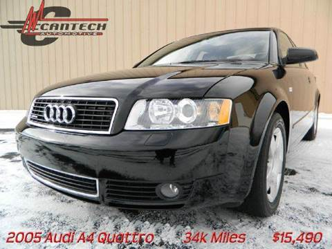 2005 Audi A4 for sale at Cantech Automotive in North Syracuse NY