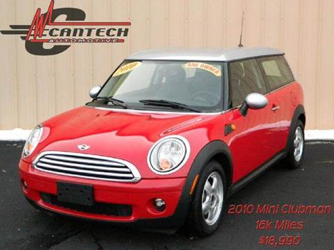 Mini Used Cars Luxury Cars For Sale North Syracuse Cantech Automotive