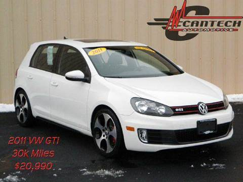 2011 Volkswagen GTI for sale at Cantech Automotive in North Syracuse NY