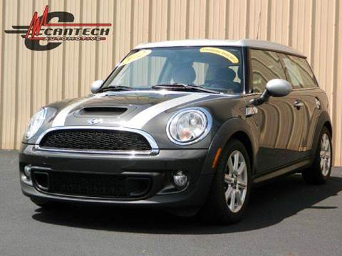 2012 MINI Cooper Clubman for sale at Cantech Automotive in North Syracuse NY