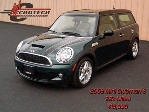2008 MINI Cooper Clubman for sale at Cantech Automotive in North Syracuse NY
