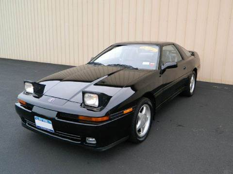 1991 Toyota Supra for sale at Cantech Automotive in North Syracuse NY