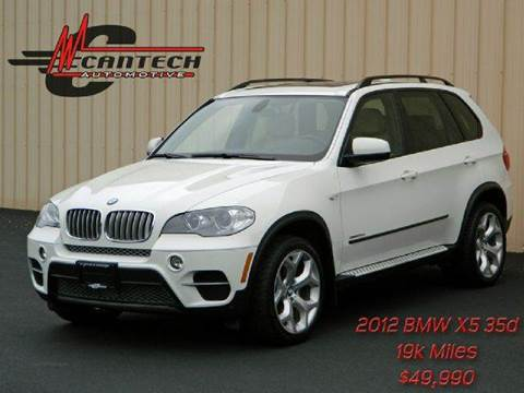 2012 BMW X5 for sale at Cantech Automotive in North Syracuse NY