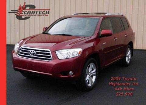 2009 Toyota Highlander for sale at Cantech Automotive in North Syracuse NY