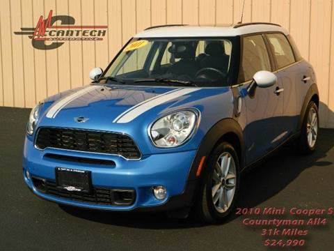 2011 MINI Cooper Countryman for sale at Cantech Automotive in North Syracuse NY
