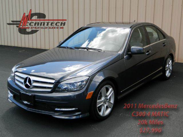 2011 Mercedes-Benz C-Class C300 4MATIC Sport Sedan In North
