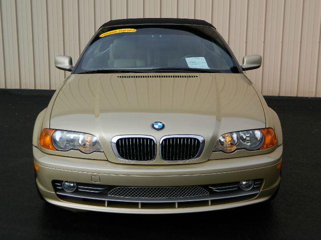 2001 bmw 330ci convertible sport package