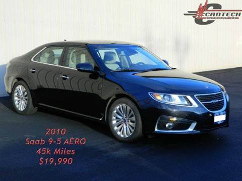 2010 Saab 9-5 for sale at Cantech Automotive in North Syracuse NY