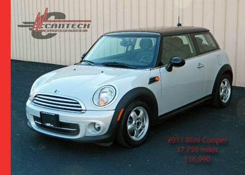 2011 MINI Cooper for sale at Cantech Automotive in North Syracuse NY