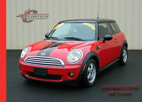 2009 MINI Cooper for sale at Cantech Automotive in North Syracuse NY
