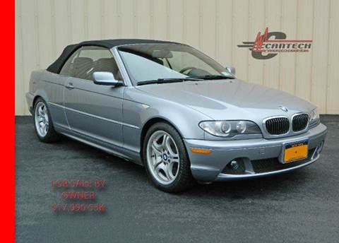 2006 BMW 3 Series for sale at Cantech Automotive in North Syracuse NY