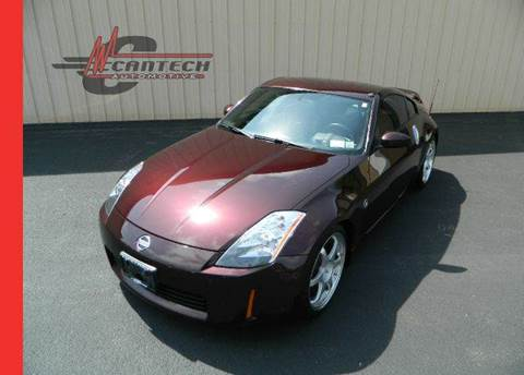 2003 Nissan 350Z for sale at Cantech Automotive in North Syracuse NY