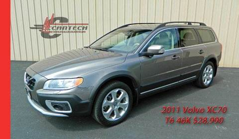 2011 Volvo XC70 for sale at Cantech Automotive in North Syracuse NY