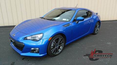 2013 Subaru BRZ for sale at Cantech Automotive in North Syracuse NY