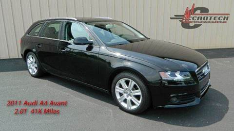 2011 Audi A4 for sale at Cantech Automotive in North Syracuse NY