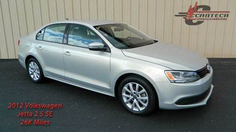 2012 Volkswagen Jetta for sale at Cantech Automotive in North Syracuse NY