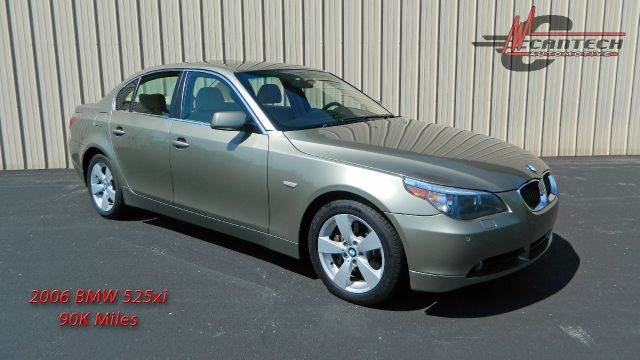 2006 BMW 5 Series for sale at Cantech Automotive in North Syracuse NY