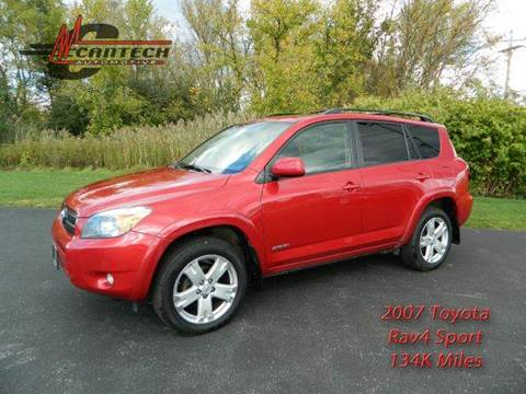 2007 Toyota RAV4 for sale at Cantech Automotive in North Syracuse NY
