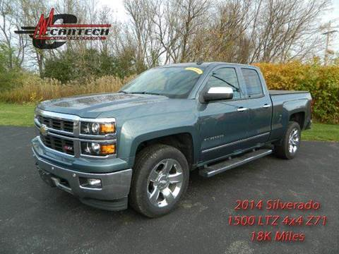 2014 Chevrolet Silverado 1500 for sale at Cantech Automotive in North Syracuse NY