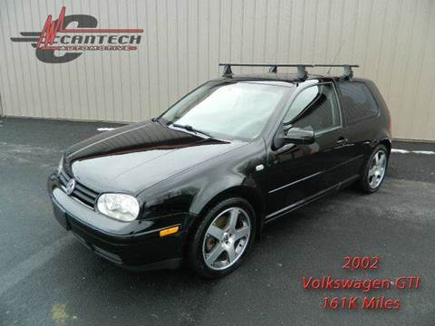 2002 Volkswagen GTI for sale at Cantech Automotive in North Syracuse NY