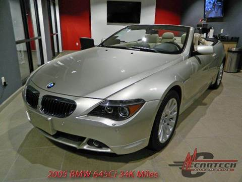 2005 BMW 6 Series for sale at Cantech Automotive in North Syracuse NY