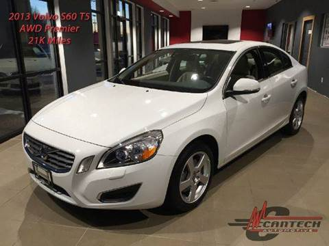 2013 Volvo S60 for sale at Cantech Automotive in North Syracuse NY