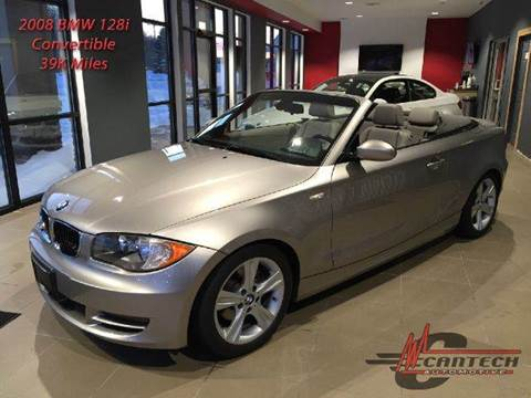 2008 BMW 1 Series for sale at Cantech Automotive in North Syracuse NY
