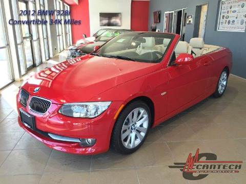 2012 BMW 3 Series for sale at Cantech Automotive in North Syracuse NY
