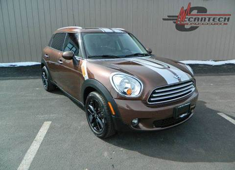 2013 MINI Countryman for sale at Cantech Automotive in North Syracuse NY