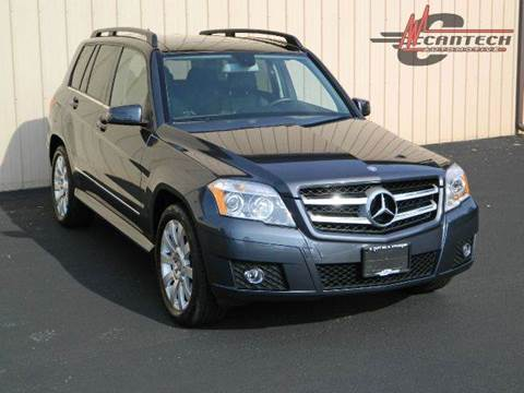 2010 Mercedes-Benz GLK-Class for sale at Cantech Automotive in North Syracuse NY