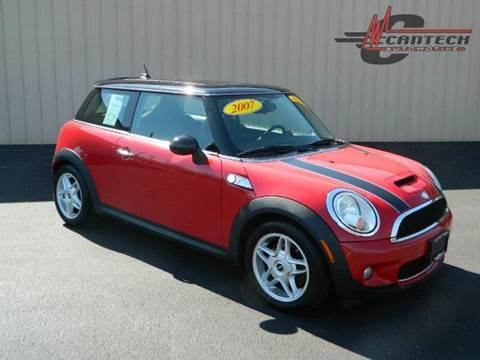 2007 MINI Cooper for sale at Cantech Automotive in North Syracuse NY