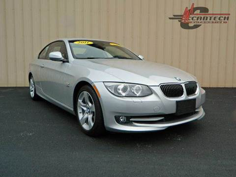 2011 BMW 3 Series for sale at Cantech Automotive in North Syracuse NY