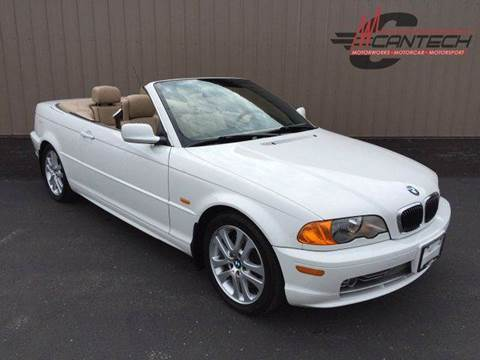 2002 BMW 3 Series for sale at Cantech Automotive in North Syracuse NY