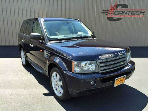 2008 Land Rover Range Rover Sport for sale at Cantech Automotive in North Syracuse NY