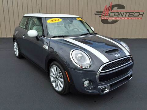 2014 MINI Cooper Hardtop for sale at Cantech Automotive in North Syracuse NY