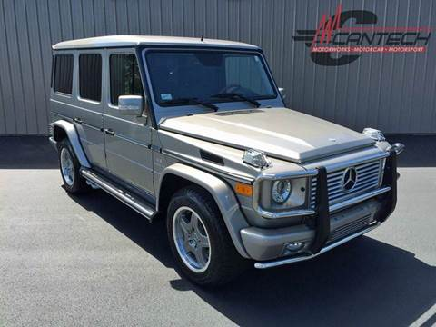 2007 Mercedes-Benz G-Class for sale at Cantech Automotive in North Syracuse NY