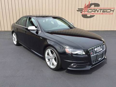 2011 Audi S4 for sale at Cantech Automotive in North Syracuse NY