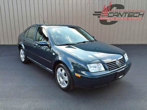 2002 Volkswagen Jetta for sale at Cantech Automotive in North Syracuse NY