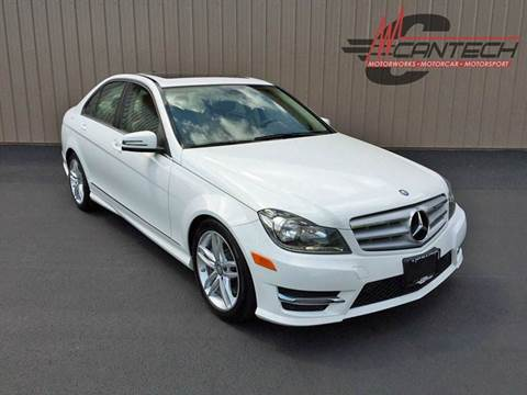 2013 Mercedes-Benz C-Class for sale at Cantech Automotive in North Syracuse NY