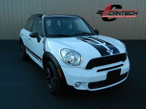 2012 MINI Cooper Countryman for sale at Cantech Automotive in North Syracuse NY
