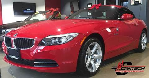 2013 BMW Z4 for sale at Cantech Automotive in North Syracuse NY