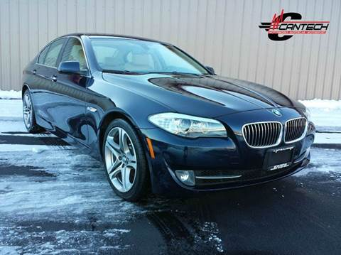 2013 BMW 5 Series for sale at Cantech Automotive in North Syracuse NY