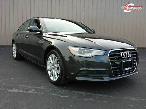2013 Audi A6 for sale at Cantech Automotive in North Syracuse NY