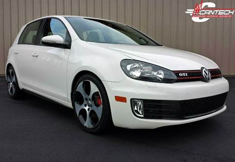 2013 Volkswagen GTI for sale at Cantech Automotive in North Syracuse NY